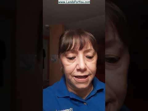 Lands For You Testimonial - Gloria