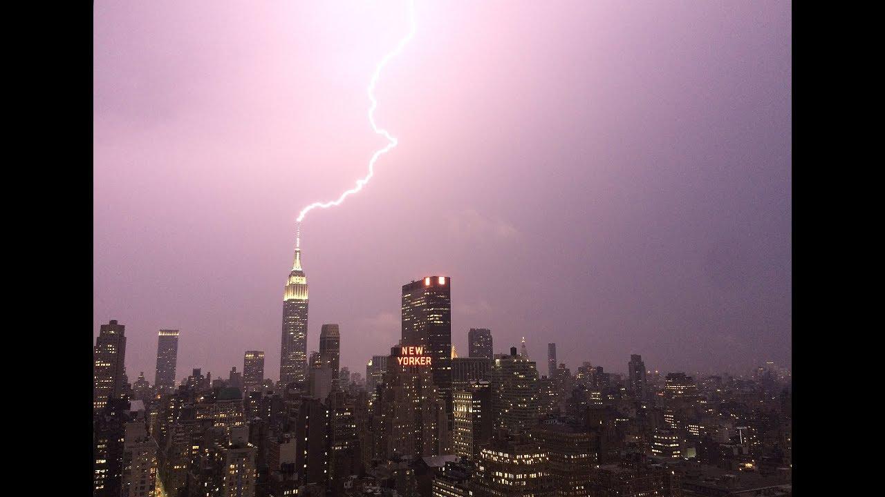 Clima Extremo - Raios - Como se formam? Quais os perigos associados a um raio?