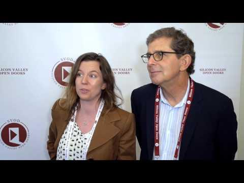 Louis Schreier, Deutsche Telekom, about Silicon Valley Open Doors Conference SVOD2017