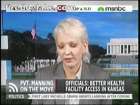 Jane Hamsher: Obama needs to explain inconsistencies in statements about Manning