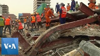 7 Workers Dead, 21 Injured in Cambodia Building Collapse