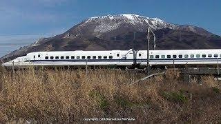 JR東海 ありがとう東海道新幹線700系装飾初日C54編成を撮影(R2.2.12)