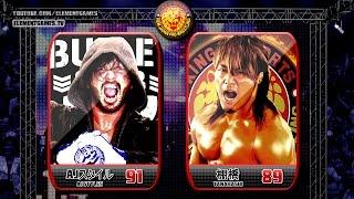 NJPW 2K15 Gameplay : PS4, XBOX ONE, PC – Demo concept 新日本のプレイステーション4ゲームプレイ