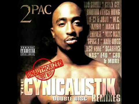 2Pac Ft. Tech N9ne & Kaliko - I'm A Playa (Cynicalistik Remix)