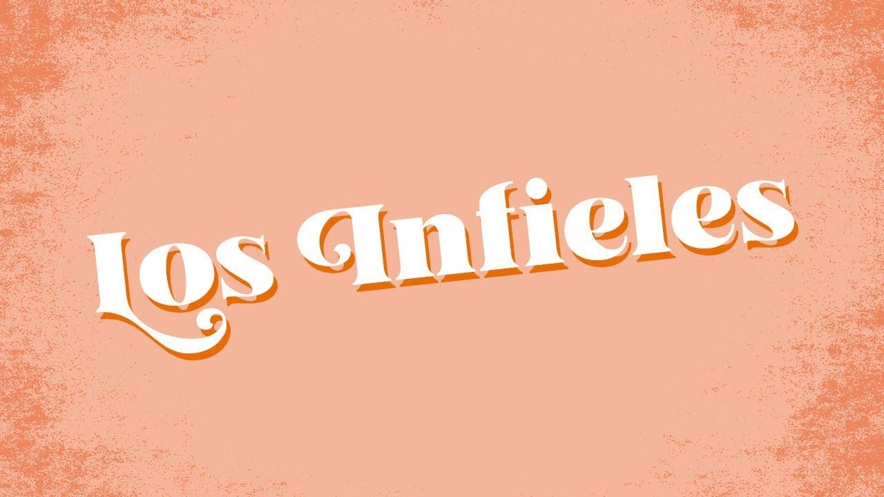 El Gordo Luis - Los Infieles │ LETRA 2020