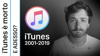 iTunes è MORTO....e adesso?