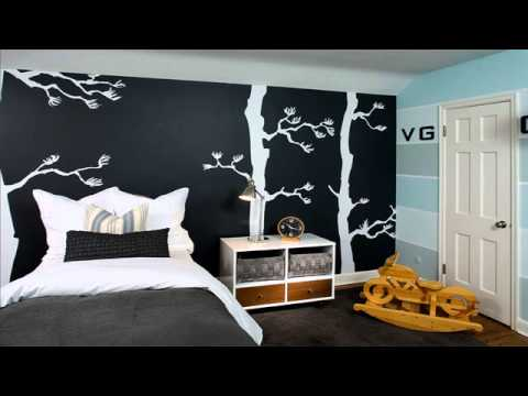 Wall Decals and Murals for Kids Bedroom