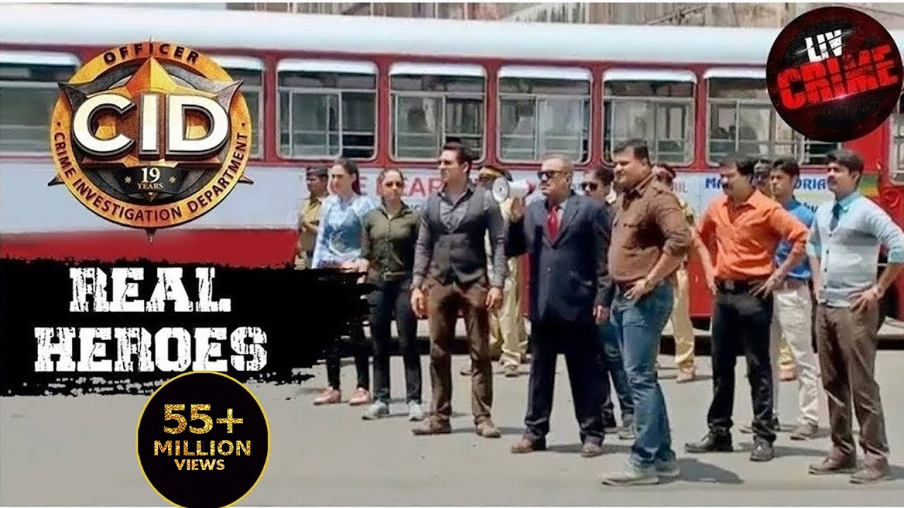 Download The Bus Hijack - Part 2   C.I.D   सीआईडी   Real Heroes