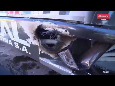 Toque en Boxes entre Gini y Werner en la Clasificación del Tc en Concordia 2018