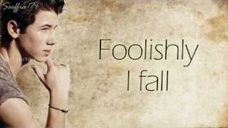 Nick Jonas London Foolishly Lyrics Download.mp3