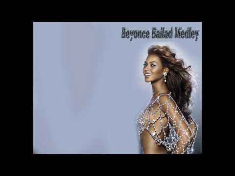 Beyonce Ballad Medley Karaoke Instrumental (Lyrics in the Comments Box)