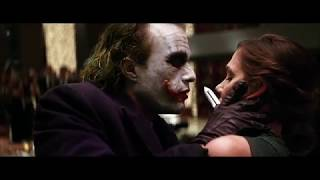 Темный рыцарь(2008) - История шрама/ отрывок из фильма