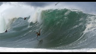 Insane WEDGE SURFING Carnage And Wipeouts
