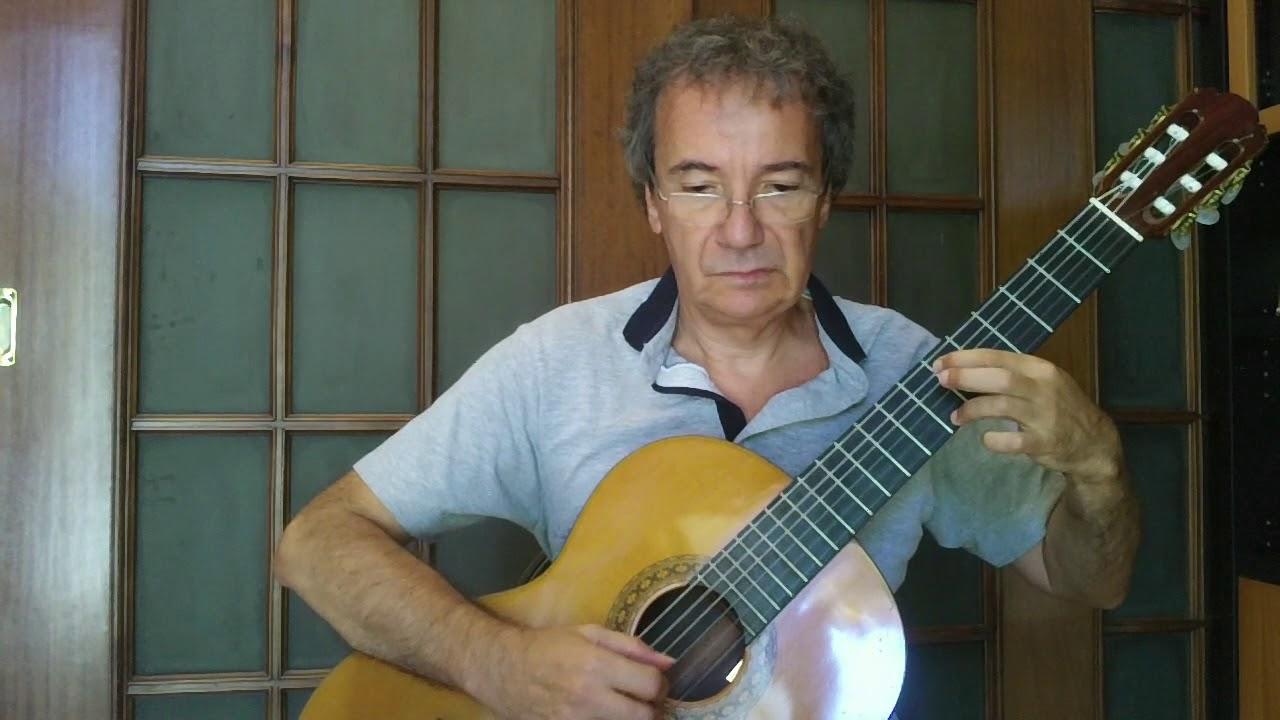 Casta diva vincenzo bellini classical guitar - Vincenzo bellini casta diva ...