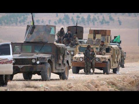 -سوريا الديمقراطية- تتعهد بتصعيد عملياتها العسكرية ضد داعش  - نشر قبل 4 ساعة
