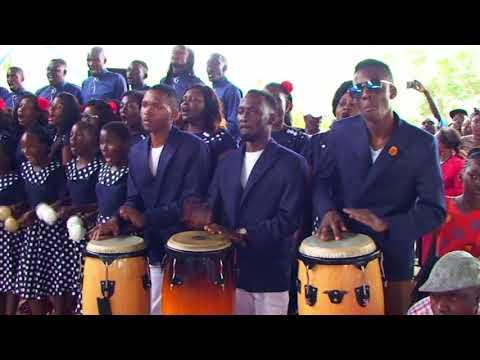 Zimbabwe Catholic Shona Songs - Sawi | St. Cecelia Music Competition 2017