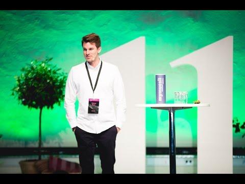 Hubertus Bessau - Nordic eCommerce Summit Stockholm 2016