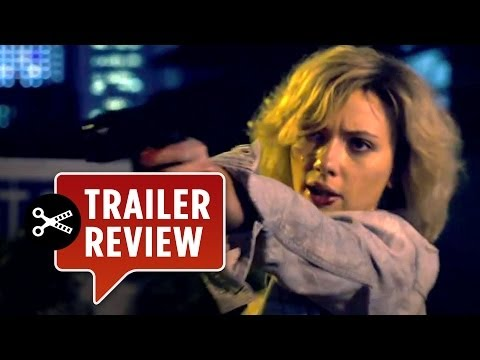 Instant Trailer Review : Lucy Trailer #1 (2014) - Scarlett Johansson Movie HD