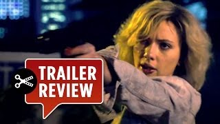 Instant Trailer Review : Lucy Trailer #1 (2014) - Scarlett Johansson Movie HD
