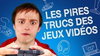 TOP #5 DES PIRES TRUCS DES JEUX VIDEOS !