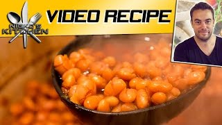 Homemade Baked Beans - Video Recipe