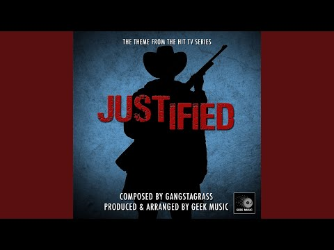 Justified  Long Hard Times To Come  Main Theme