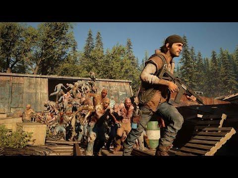 Days Gone | ГЕЙМПЛЕЙ | E3 2016