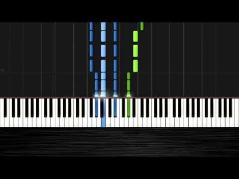 Shakira - Dare (La la la) - Piano Tutorial by PlutaX - Synthesia