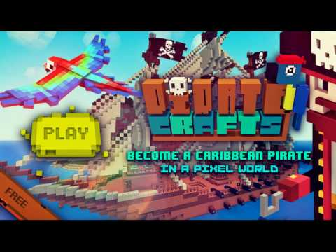 Pirate Craft - Minecraft in pirates world MOBILE GAME