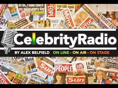 Celebrity Radio by Alex Belfield HD VIDEO Interviews SHOWREEL / DEMO 2018