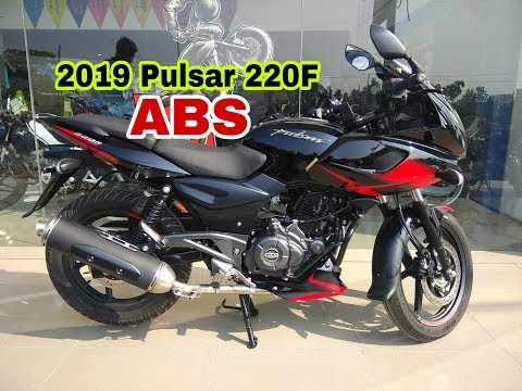 2019 Bajaj Pulsar 220F C&G ABS Walkaround in Hindi #BPC