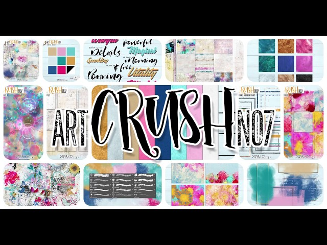 art Crush No7 Unpacking - extended Version by NBK-Design