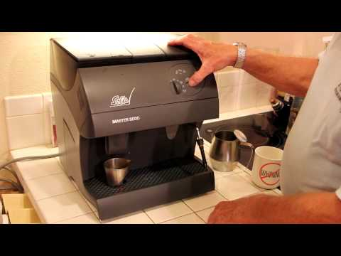 solis master 5000 espresso machine. Black Bedroom Furniture Sets. Home Design Ideas