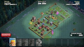 Clash of clans second base winning tricks and tips