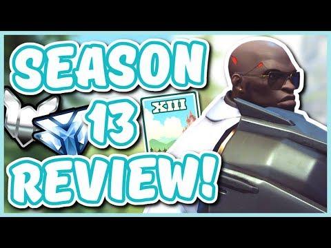 Overwatch - SEASON 13 REVIEW (IT SUCKED... Kinda) thumbnail