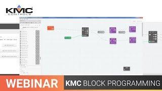 Webinar: KMC Block Programming | 11.2.18