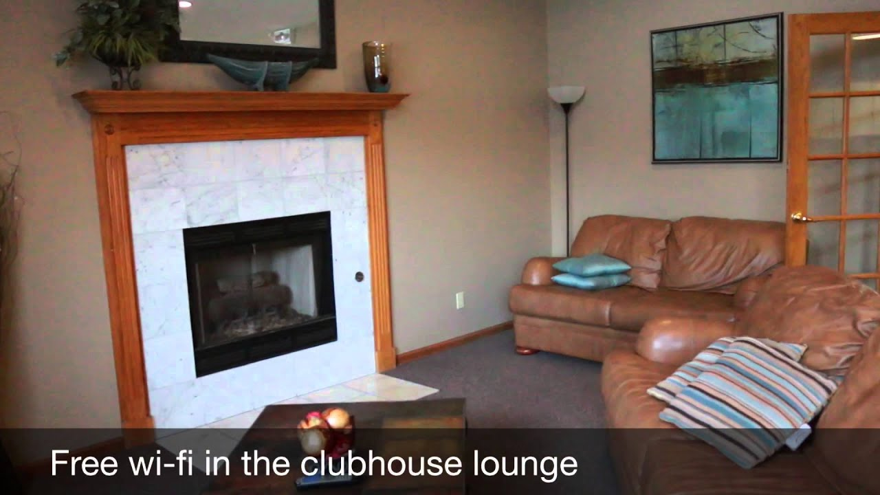 3 Bedroom 2 Bathroom Loft Apartment At Lakeview Park In Lincoln Ne Youtube