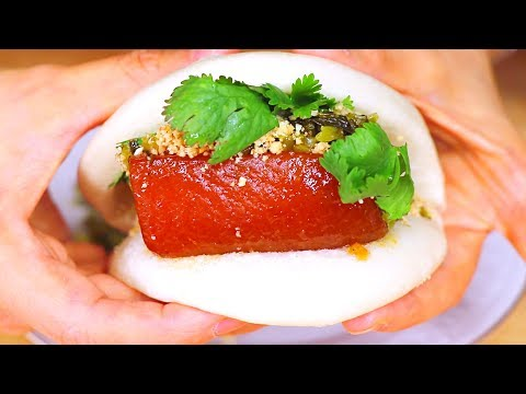 MUST EAT Gua Bao  (Taiwanese Pork Belly...