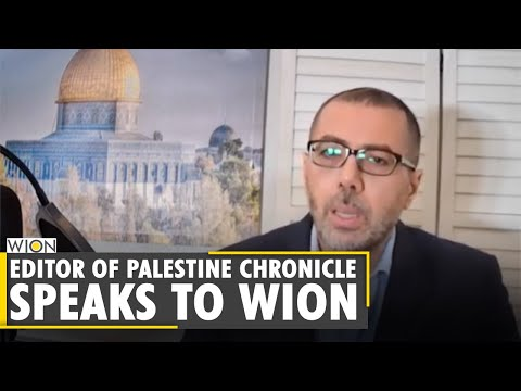 Ramzy Baroud, Editor Of Palestine Chronicle, speaks to WION | Latest World English News | WION News