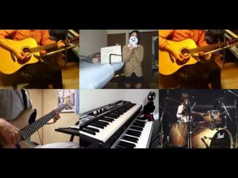 [HD]Isshuukan Friends ED [Kanade] Band cover