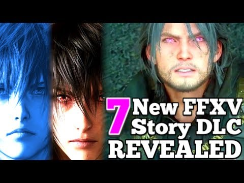 Final Fantasy XV reveals 7 new potential story DLC fans must choose from (spoilers)