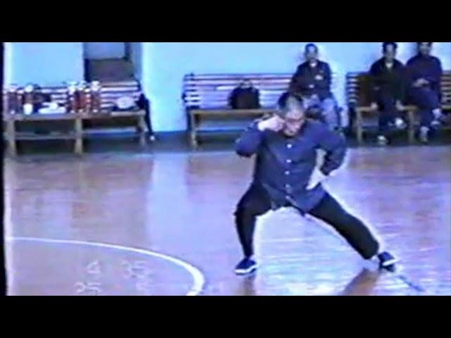 Xu Gui Cheng - Tai Chi style Chen Xinjia Yilu [陈氏太极拳新架 Taijiquan style Chen]