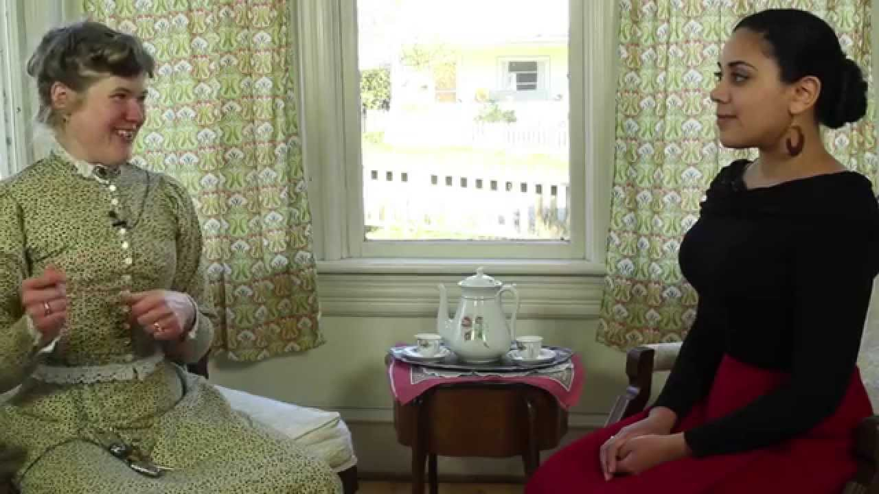 e489a0264 Interview with Sarah Chrisman