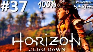 Zagrajmy w Horizon Zero Dawn (100%) odc. 37 - Loża Łowców