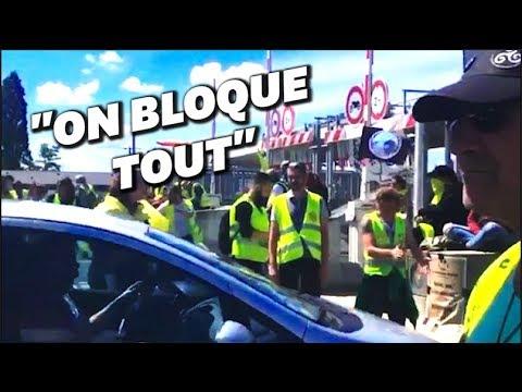 """Pour Macron, les gilets jaunes ne sont pas """"de simples citoyens qui manifestent"""""""