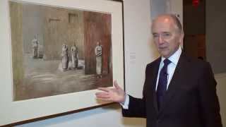Francis Warner: Francis Bacon, Henry Moore and life during the Blitz