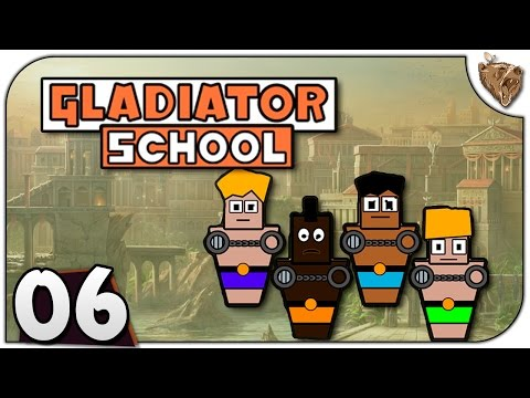 Gladiators School #06