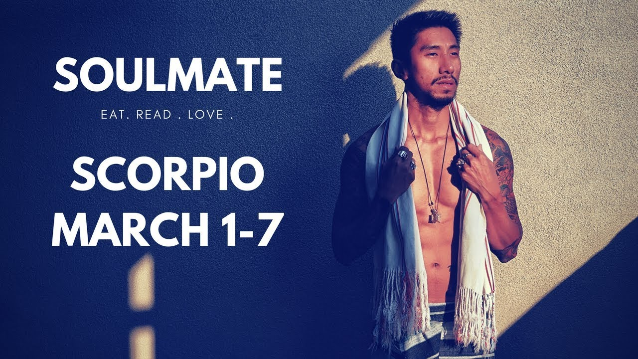 scorpio weekly 1 to 7 tarot march