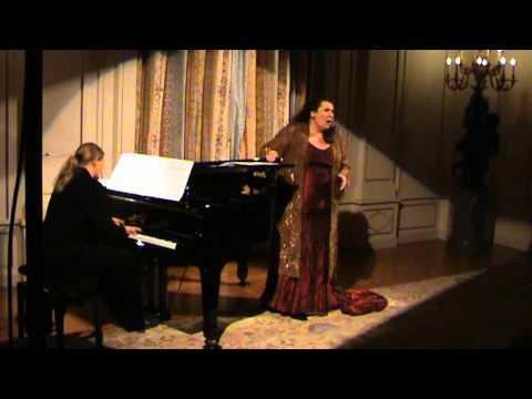 Janina Baechle/ Kristin Okerlund Lili Boulanger Attente