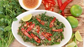Anna's Refreshing Thai Style Quinoa Salad :: Sugar Free